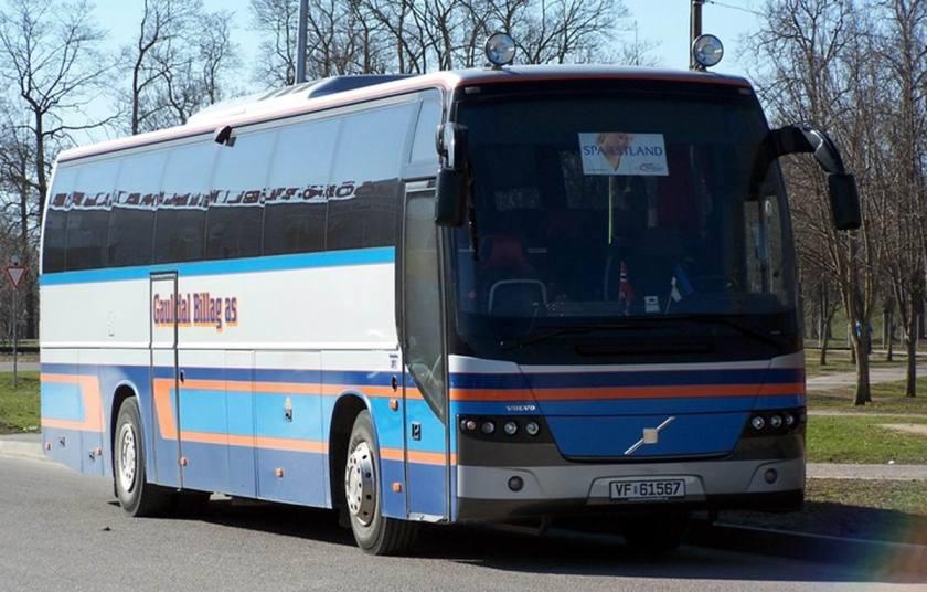 2004 DeltaPlan Volvo 9700H Estland