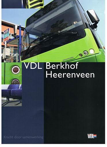 2004 VDL BERKHOF Hrvn Ambassador