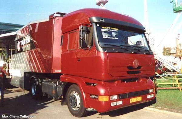 2005 TATRA 4x2
