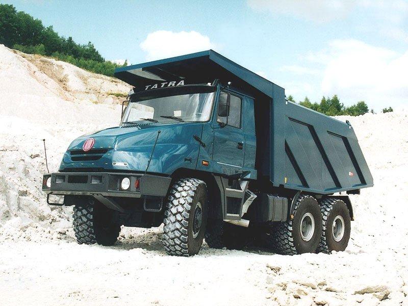 2005 TATRA T 163 JAMAL