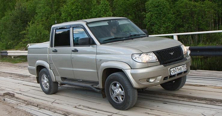 2005 UAZ Pickup