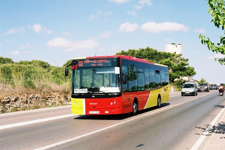2005 Unvi Urbis DAF Menorca Sp