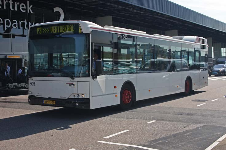 2005 VDL Berkhof Diplomat city bus