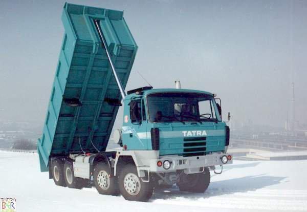 2006 TATRA 8x8 lx