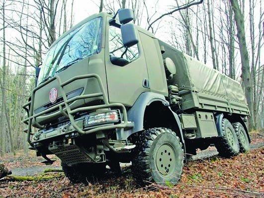 2006 Tatra T810-1ROR26.13.177, 6x6