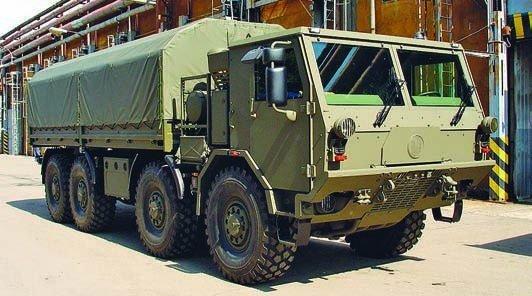2006 Tatra T815-7MPR89.38.306, 8x8