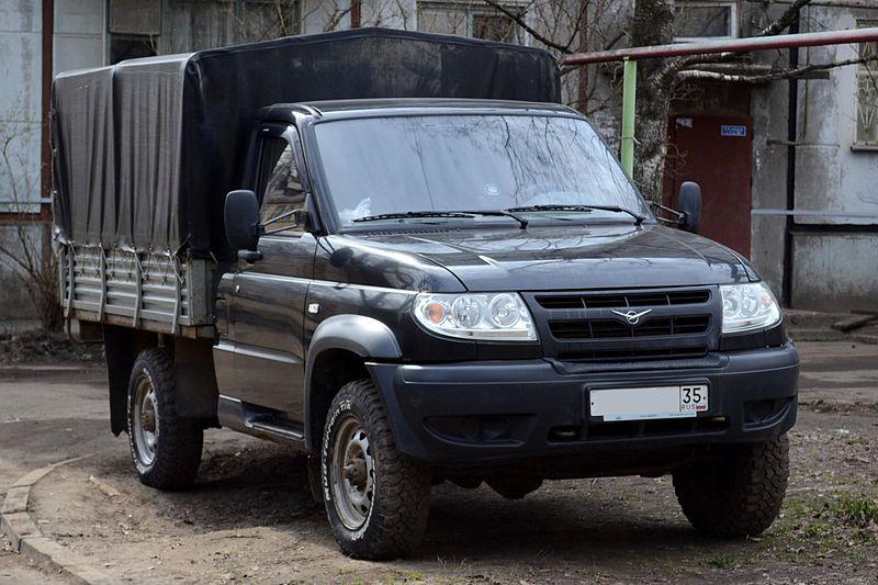2006 Uaz Cargo 230602-050