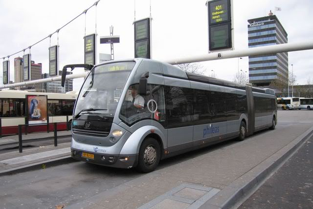 2007 APTS PHILEAS Hermes1201Eindhoven