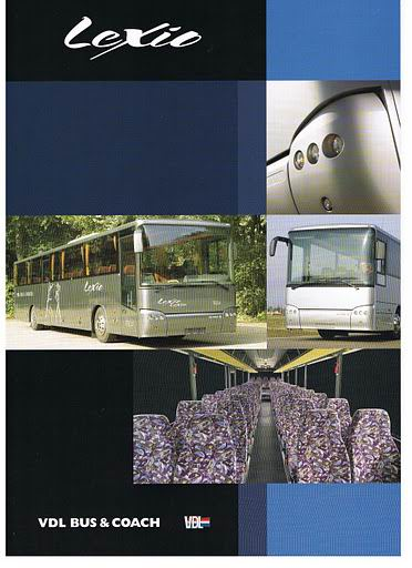 2007 VDL LEXIO LLD (FR240403)