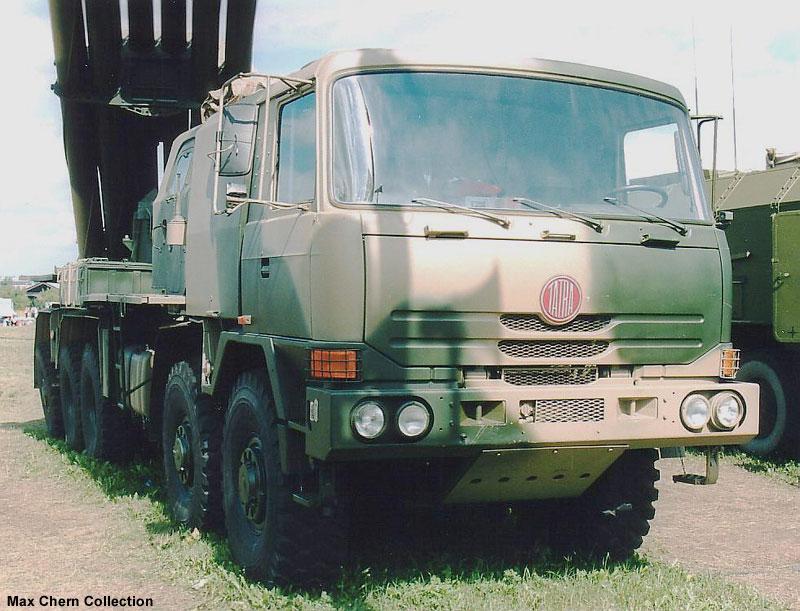2008 Tatra 10x8