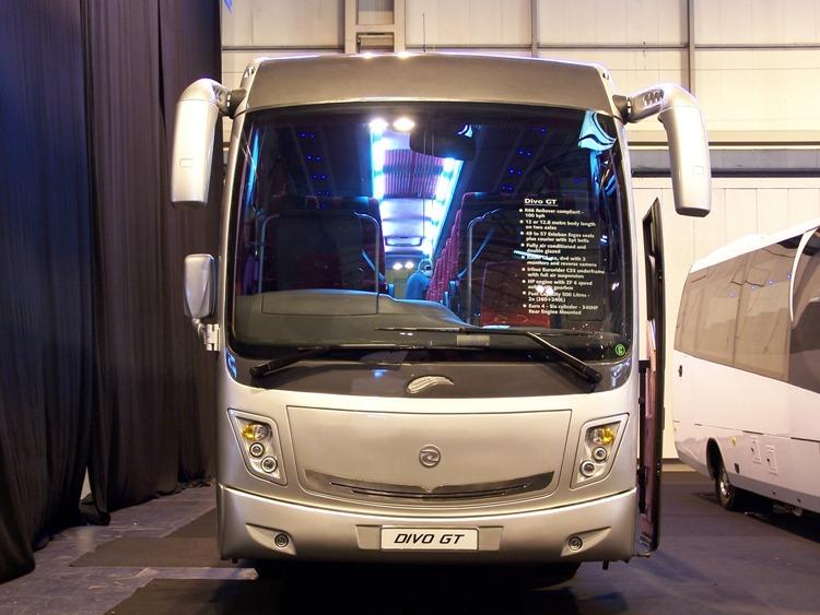 2008 Unvi Divo GT UK