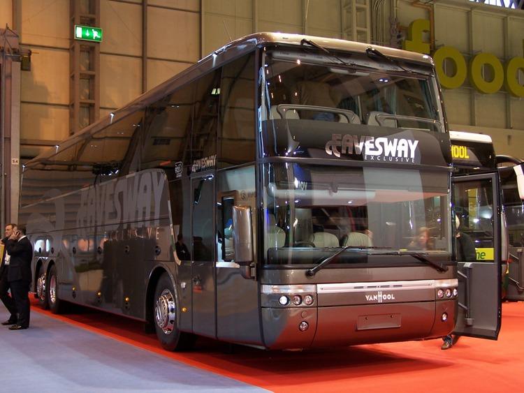 2008 Van Hool Altano TD921 UK