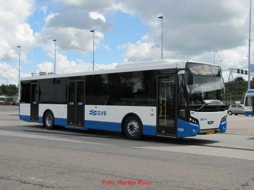2011 VDL Berkhof, Heerenveen