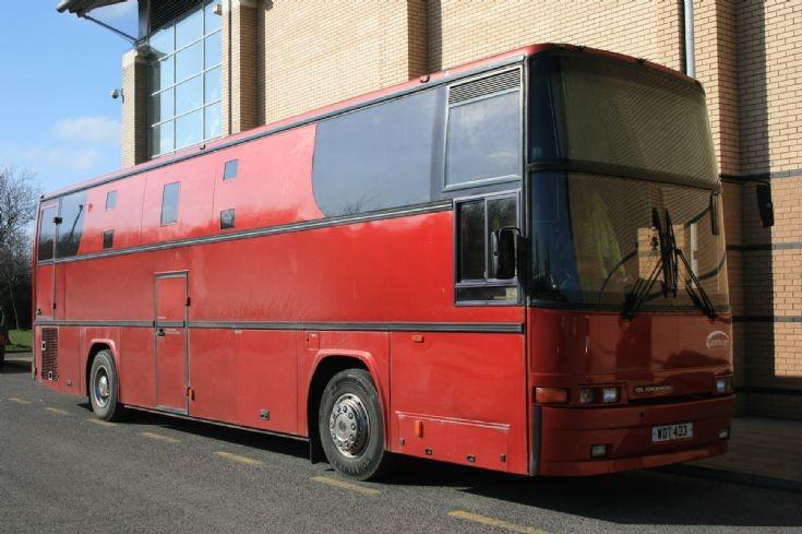 2011 VDL Jonckheere sleeper coach 2011