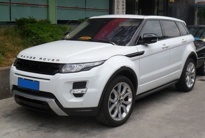 2012 Land Rover Range Rover Evoque 01 China