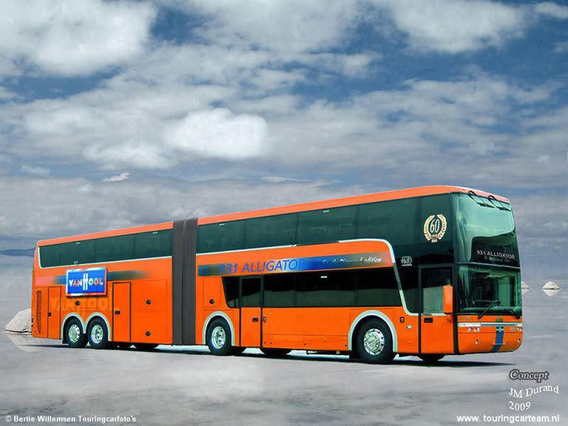 2012 Van Hool Alligato