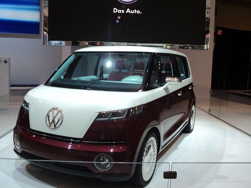 2012 VW Bulli concept