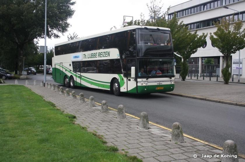 2013 Van Hool TDX 27 Astromega th Lubbe Zoeterwoude