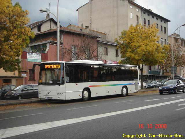 2014 Volvo 8700 LE