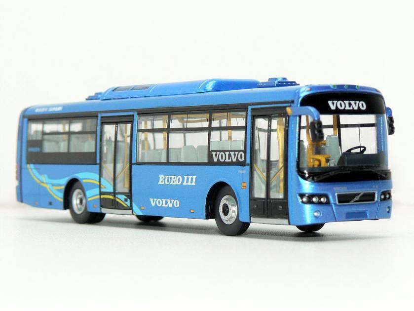 2014 Volvo B7R Irizar