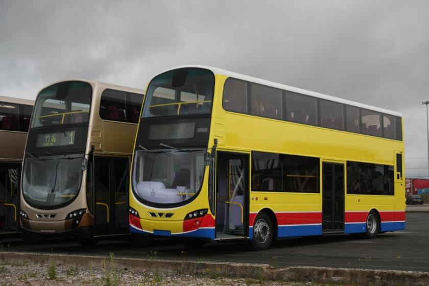 2014 Volvo B9TL
