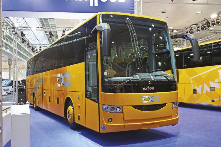 2015 Van Hool EX 16M