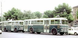 584 & 588 FIAT 405 Viberti buses