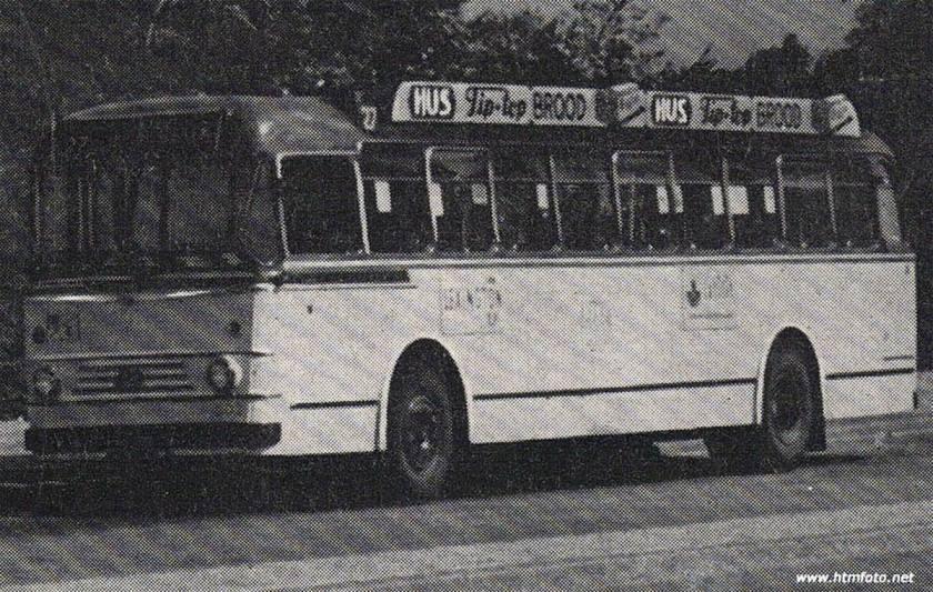 AEC Regal Mk IV-A - Verheul