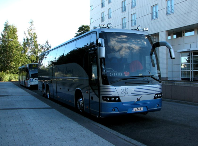 Atomi Lines Volvo9700HD