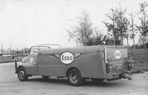 Autobotte Fiat 615N Viberti