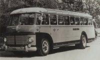 Autobus Fiat 680 carrozzato dalla Viberti.