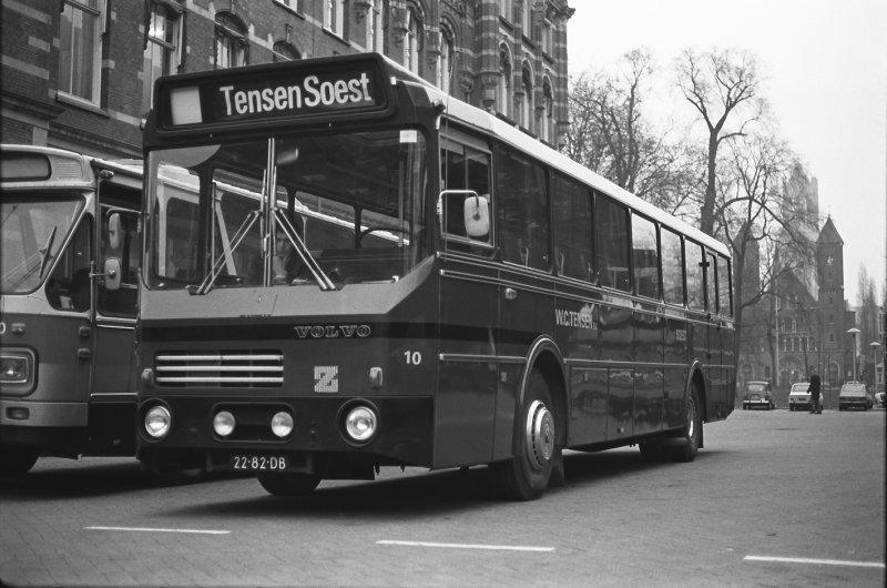 Bus 10 Volvo Tensen Soest