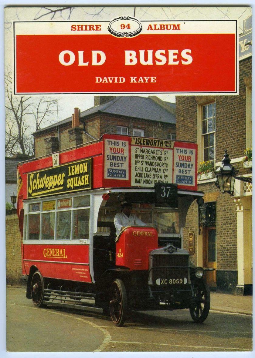 Bus Omnibus Coach War Leyland Dennis Tilling-Stevens AEC Bedford Transport