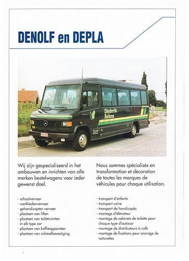 Bussen DENOLF en DEPLA (RAI 1992)