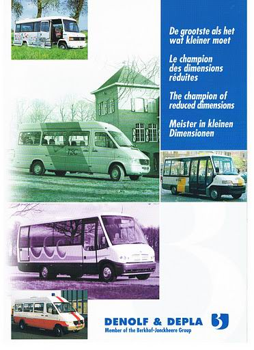 Bussen DENOLF&DEPLA (Car&Bus 1999)