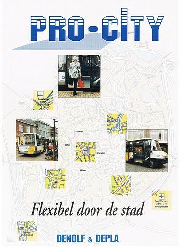 Bussen DENOLF&DEPLA Pro-City (Car&Bus 1997)