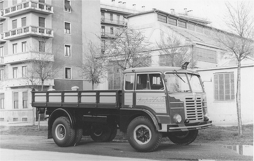 Camion Fiat 682N Viberti