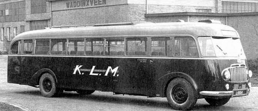 Coach Verheul KLM