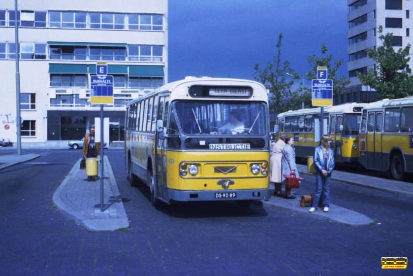 CVD Leyland-Verheul 424 - Nijmegen NS - 10-1978