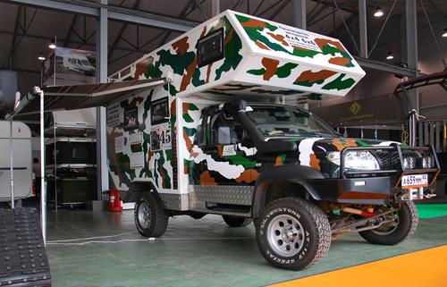 УАЗа Cargo camper
