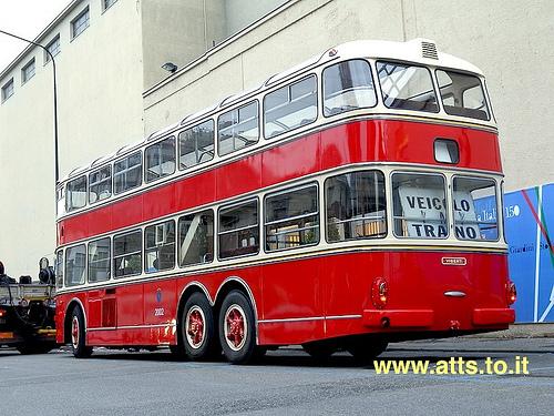DSCN6698 (Lancia Esagamma 718) Tags bus torino oldtimer doubledecker