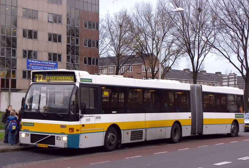 Duvedec Connexxion Volvo Berkhof Duvedec B 10 M-6X2-ARTT