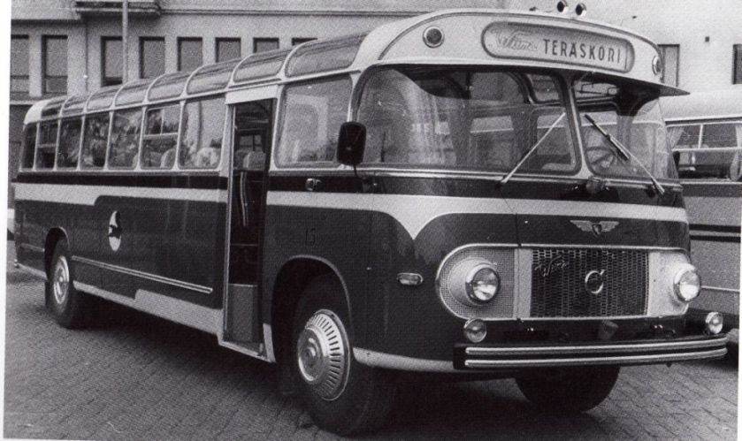 № 15 Volvo Wiima M59