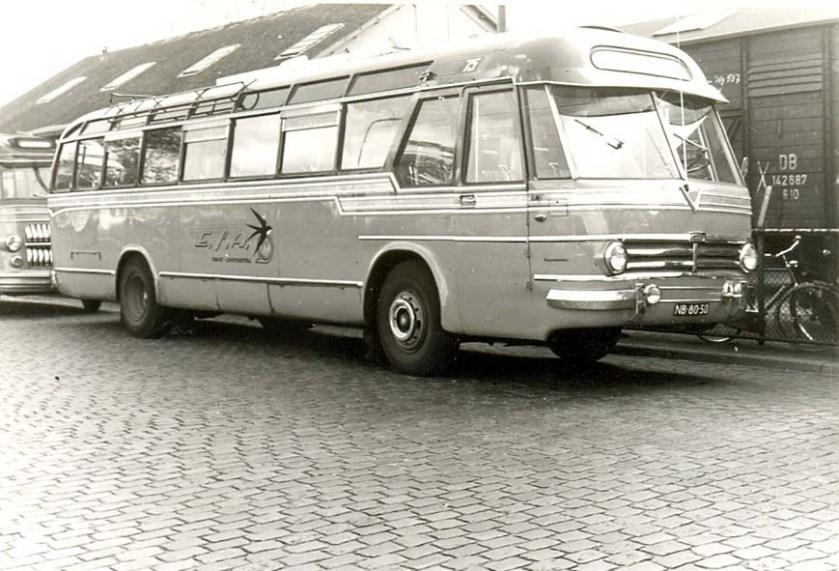 ESA 75 AEC en DAF Verheul.