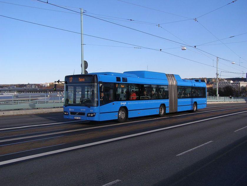 Goteborg Volvo 823 Volvo 7700