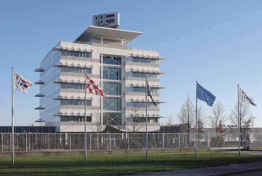 Hoofdkantoor-VDL-Groep Eindhoven