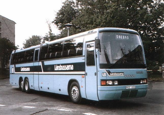 ikarus 12tb7 Volvo