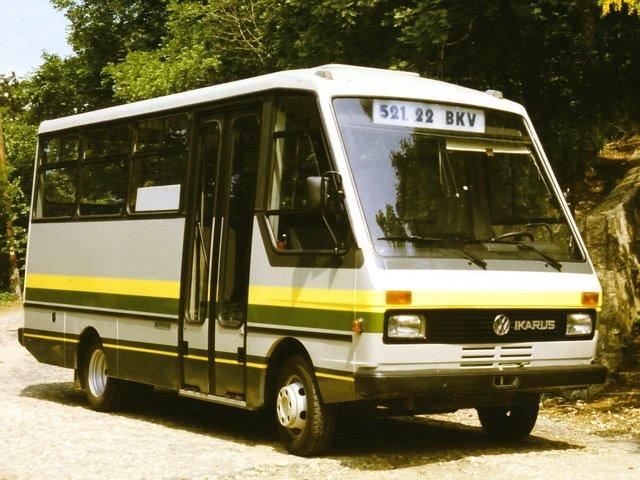 Ikarus 526-os, az Ikarus 405-ös VW