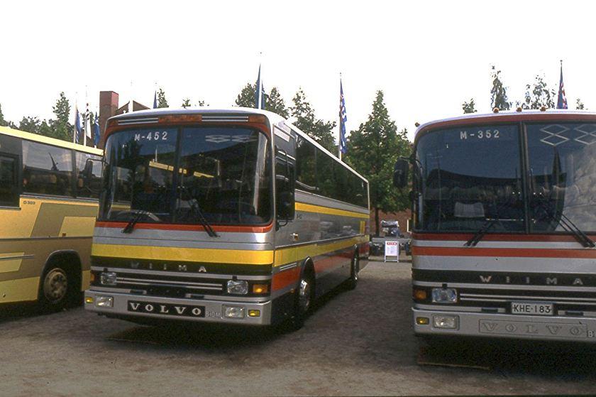 Kauko Anias, OLT-598, Volvo B10M 60, Wiima M452