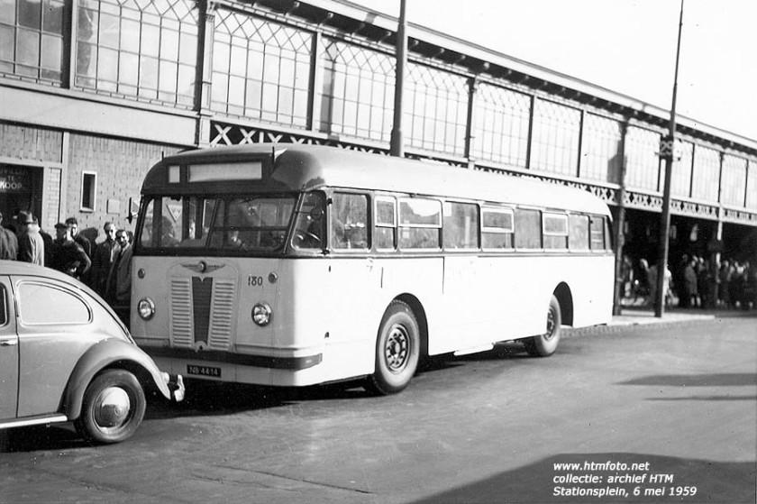 Kromhout TB5-Werkspoor 180